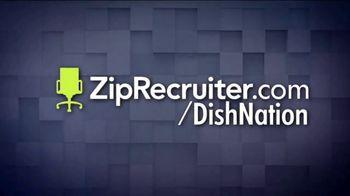 ZipRecruiter TV Spot, 'Dish Nation: Experience' Featuring Headkrack - Thumbnail 8