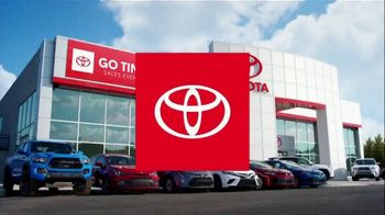 Toyota Go Time Sales Event TV Spot, 'Exciting Cars' [T2] - Thumbnail 2