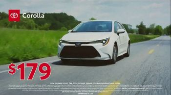 Toyota Go Time Sales Event TV Spot, 'Exciting Cars' [T2] - Thumbnail 7