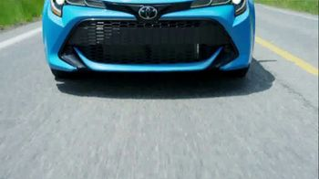 Toyota Go Time Sales Event TV Spot, 'Exciting Cars' [T2] - Thumbnail 9