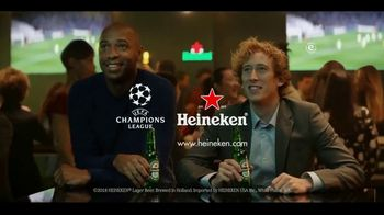 Heineken TV Spot, 'UEFA Champions League: Better Together' Song by Eric Carmen - Thumbnail 3