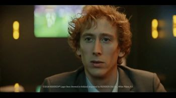 Heineken TV Spot, 'UEFA Champions League: Better Together' Song by Eric Carmen - Thumbnail 1