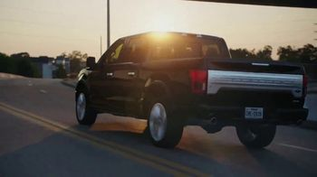 2019 Ford F-150 TV Spot, 'Iconic' Featuring Justin Verlander [T2] - Thumbnail 7
