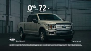2019 Ford F-150 TV Spot, 'Iconic' Featuring Justin Verlander [T2] - Thumbnail 9