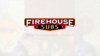 Firehouse Subs Nashville Hot Brisket TV Spot, 'Equipment for First Responders' - Thumbnail 8