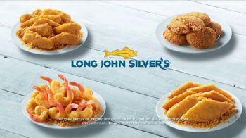 Long John Silver's $10 Sea-Shares TV Spot, 'Get Enough for Your Crew' - Thumbnail 6