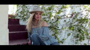 Rock and Roll Cowgirl TV Spot, 'Options' Song by James Forest