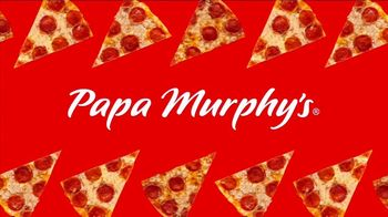 Papa Murphy's Pizza $5 Friday TV Spot, 'Stay In, Eat Up' - Thumbnail 1