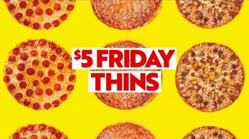 Papa Murphy's Pizza $5 Friday TV Spot, 'Stay In, Eat Up'