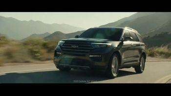 2020 Ford Explorer TV Spot, 'A Great Explorer' [T1] - 21 commercial airings