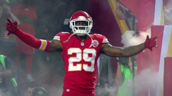 NFL TV Spot, 'Crucial Catch: Eric Berry' - 211 commercial airings