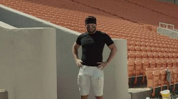 Progressive TV Spot, 'Baker Mayfield Cleans House' - Thumbnail 5