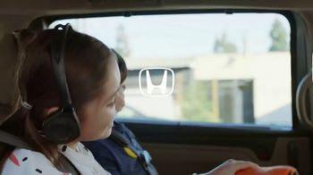 2019 Honda Odyssey TV Spot, 'Keep the Peace' [T2] - Thumbnail 1
