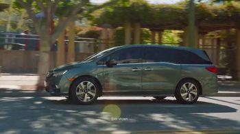 2019 Honda Odyssey TV Spot, 'Keep the Peace' [T2] - Thumbnail 8