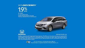 2019 Honda Odyssey TV Spot, 'Keep the Peace' [T2] - Thumbnail 9