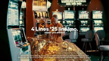 Boost Mobile TV Spot, 'The Switch That Gives You More' - Thumbnail 4