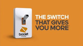 Boost Mobile TV Spot, 'The Switch That Gives You More' - Thumbnail 6