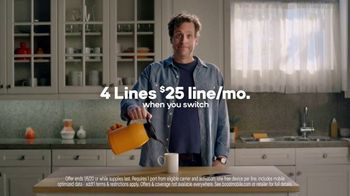 Boost Mobile TV Spot, 'The Switch That Gives You More' - Thumbnail 8