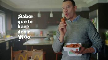McDonald's Spicy BBQ Glazed Tenders & Chicken Sandwich TV Spot, 'Acordeón: bebidas' [Spanish] - Thumbnail 5
