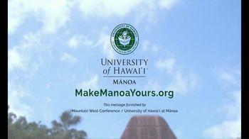 University of Hawaii at Manoa TV Spot, 'With a Spark' - Thumbnail 9
