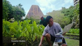 University of Hawaii at Manoa TV Spot, 'With a Spark' - Thumbnail 8