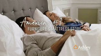 Ashley HomeStore Columbus Day Mattress Sale TV Spot, 'Take Home a Chime' Song by Midnight Riot - Thumbnail 6