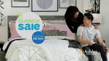 Ashley HomeStore Columbus Day Sale TV Spot, 'Storewide' Song by Midnight Riot - Thumbnail 2