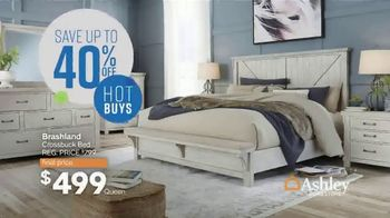 Ashley HomeStore Columbus Day Sale TV Spot, 'Storewide' Song by Midnight Riot - Thumbnail 4