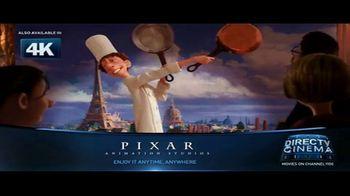 DIRECTV Cinema TV Spot, 'Pixar Studios' - Thumbnail 4
