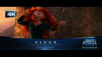DIRECTV Cinema TV Spot, 'Pixar Studios' - Thumbnail 5