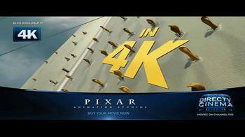 DIRECTV Cinema TV Spot, 'Pixar Studios' - Thumbnail 6