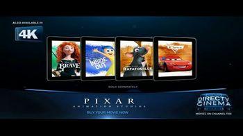 DIRECTV Cinema TV Spot, 'Pixar Studios'