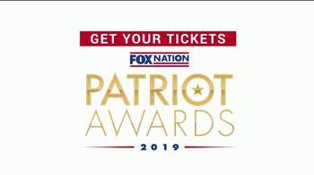 2019 Patriot Awards Tickets thumbnail