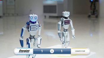 Energizer Ultimate Lithium TV Spot, 'Dancing Bots' - Thumbnail 2