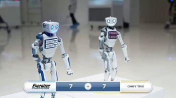 Energizer Ultimate Lithium TV Spot, 'Dancing Bots' - Thumbnail 3