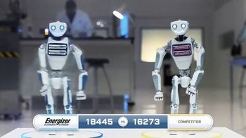 Energizer Ultimate Lithium TV Spot, 'Dancing Bots' - Thumbnail 5