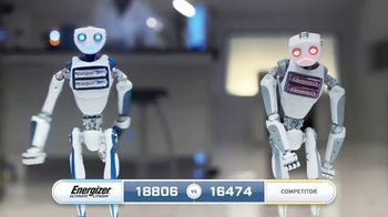 Energizer Ultimate Lithium TV Spot, 'Dancing Bots' - 10993 commercial airings