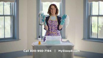 Sleep 8 TV Spot, 'Wake Up'