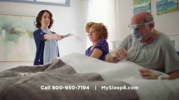 Sleep 8 TV Spot, 'Wake Up' - Thumbnail 4
