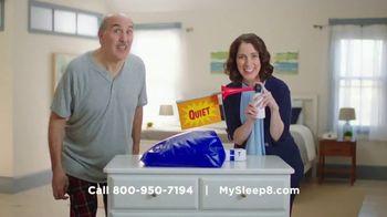 Sleep 8 TV Spot, 'Wake Up' - Thumbnail 9