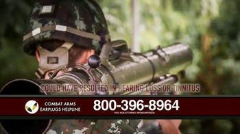 Combat Arms Earplugs Legal Helpline TV Spot, 'Veterans and Active Duty Military' - Thumbnail 4