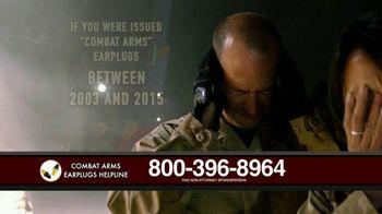 Combat Arms Earplugs Legal Helpline TV Spot, 'Veterans and Active Duty Military' - Thumbnail 5