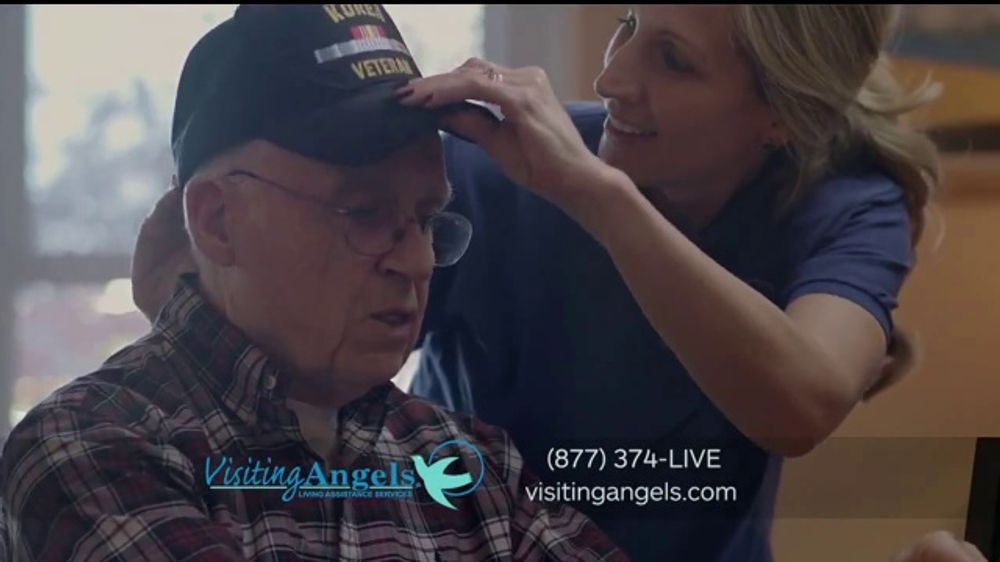 Visiting Angels TV Commercial, 'I Wear Many Hats: In-Home Consultation'