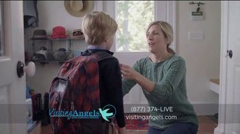 Visiting Angels TV Spot, 'I Wear Many Hats: In-Home Consultation' - Thumbnail 1