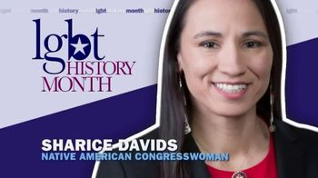 Equality Forum LGBT History Month TV Spot, 'Icons'