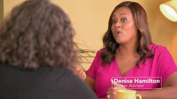 LinkedIn TV Spot, 'Lifetime: Project Comeback: Melinda Blum'