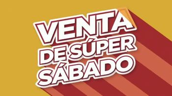 JCPenney Venta de Súper Sábado TV Spot, 'Ropa y artículos para el hogar' [Spanish] - Thumbnail 2