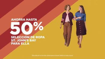 JCPenney Venta de Súper Sábado TV Spot, 'Ropa y artículos para el hogar' [Spanish] - Thumbnail 4