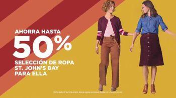 JCPenney Venta de Súper Sábado TV Spot, 'Ropa y artículos para el hogar' [Spanish] - Thumbnail 5
