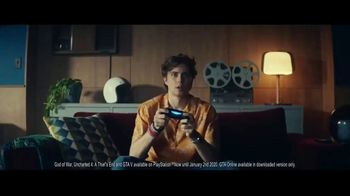 PlayStation Now TV Spot, 'Hundreds of Incredible Games on Demand' Song by The Platters